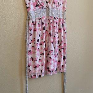 Johnny Martin Flowered Dress